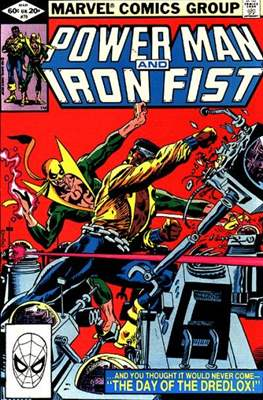 Hero for Hire / Power Man Vol 1 / Power Man and Iron Fist Vol 1 (Comic-Book) #79