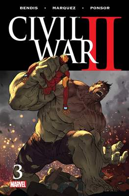 Civil War II (Comic-book) #3