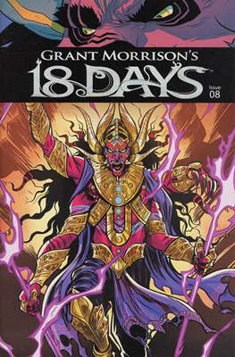 Grant Morrison's 18 Days (Comic Book) #8