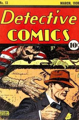 Detective Comics Vol. 1 (1937-2011; 2016-) (Comic Book) #13