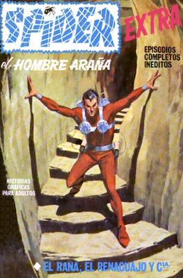 Spider el Hombre Araña Vol. 1 (Rústica 128-120 pp. 1968-1969) #27