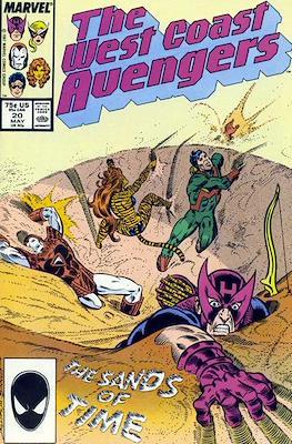 West Coast Avengers Vol. 2 (Comic-book. 1985 -1989) #20