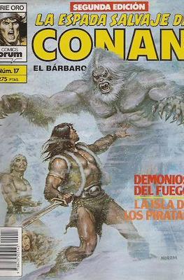 La Espada Salvaje de Conan Vol. 1. 2ª edición (Grapa. 64 páginas) #17