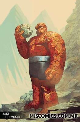 Marvel 2-In-One (2018-2019 Portada variante) (Grapa) #3.1