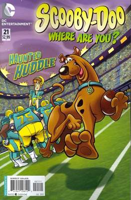 Scooby-Doo! Where Are You? (Comic Book) #21