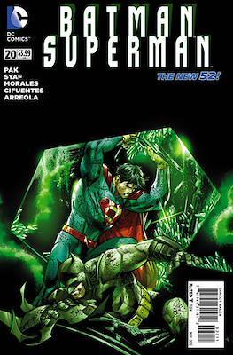 Batman / Superman (2013-2016) (Comic Book) #20