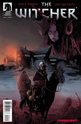 The Witcher (Comic-book) #2