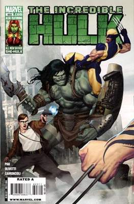 The Incredible Hulk / The Incredible Hulks (2009-2011) #603