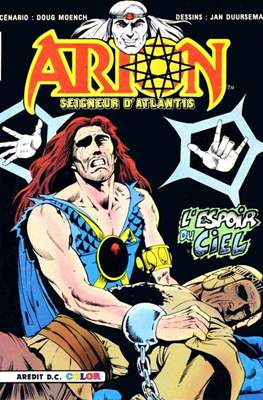 Arion. Seigneur d'Atlantis (Broché. 64 pp) #4