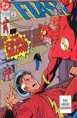 The Flash Vol. 2 (1987-2006) (Comic Book) #77