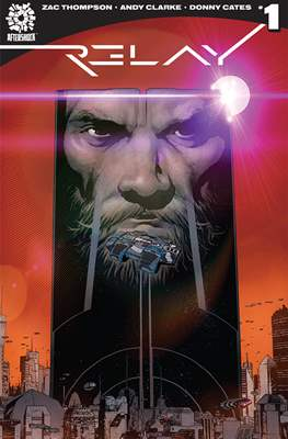 Relay (Comic-book) #1