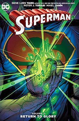 Superman The New 52 (2011-) (Cartoné) #8