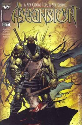 Ascension (1997-2000) (Grapa) #21