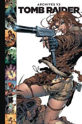 Tomb Raider Archives (Hardcover) #3