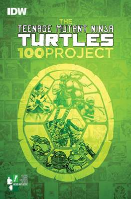Teenage Mutant Ninja Turtles 100 Project