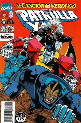 La Patrulla X Vol. 1 (1985-1995) (Grapa) #134