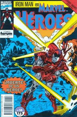 Marvel Héroes (1986-1993) (Grapa 32 pp) #58