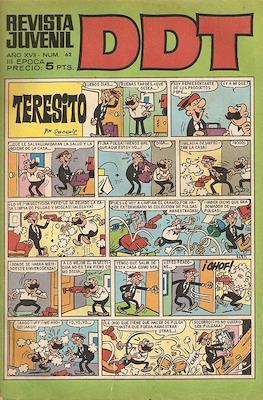 DDT (1967-1978) (Grapa) #62