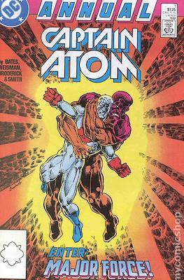 Captain Atom Annual (1988) (Grapa) #1