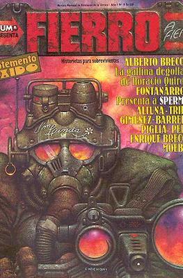 Fierro (1984-1992) (Grapa) #8