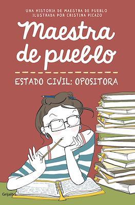 Maestra de pueblo (Rustica con solapas) #2