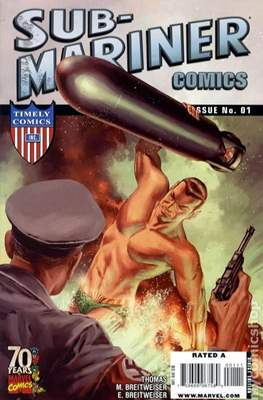 70th Anniversary Special. Timely Comics #2