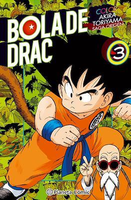 Bola de Drac Color: Saga origen #3