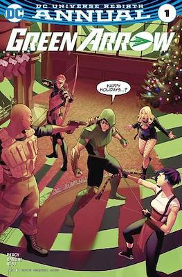 Green Arrow vol. 6 Annual (2018-)