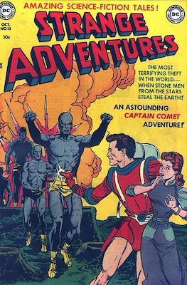 Strange Adventures (Comic Book) #13