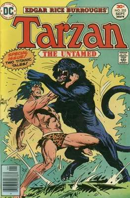 Tarzan (Comic-book) #253