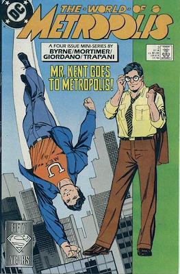 The World of Metropolis (1988) (Comic Book) #3