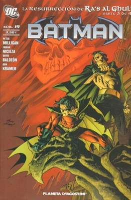 Batman (2007-2012) (Grapa. 48 pp) #19