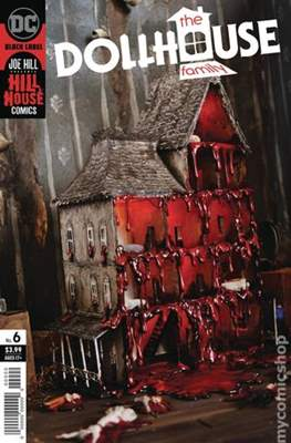 The Dollhouse Family (Comic Book) #6