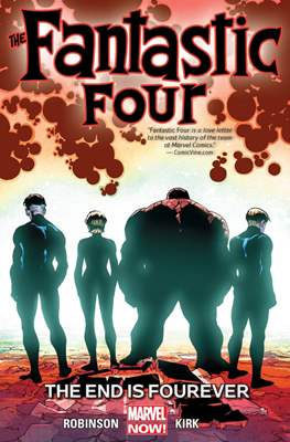 Fantastic Four Vol. 5 (Softcover) #4
