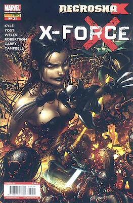 X-Force Vol. 3 (2008-2011) (Grapa, 24-48 pp) #21