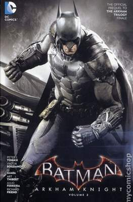 Batman Arkham Knight (Softcover 144-160-200 pp) #2