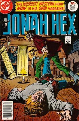 Jonah Hex Vol 1 (1977-1985) (Grapa) #1