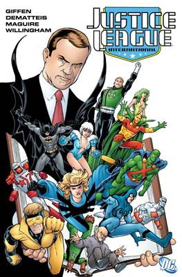 Justice League International (TPB) #2