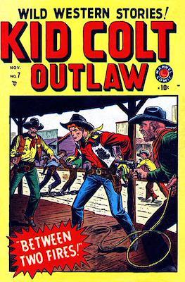 Kid Colt Outlaw Vol 1 #7