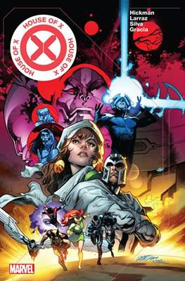 House of X / Powers of X - Marvel Deluxe