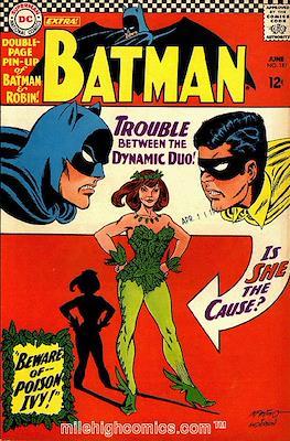 Batman Vol. 1 (1940-2011) (Comic Book) #181