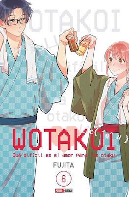 Wotakoi: Qué difícil es el amor para los Otaku #6