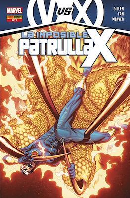 La Imposible Patrulla-X / La Patrulla-X Oro (2012-) (Grapa) #7