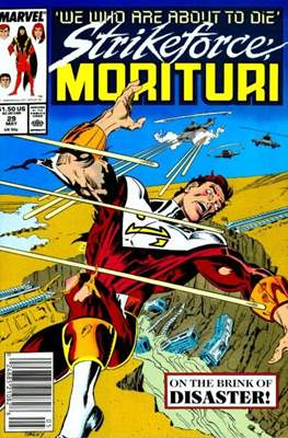 Strikeforce Morituri (Comic-book.) #29