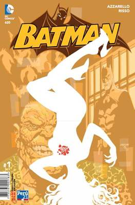 Batman: Broken City (Grapa) #1