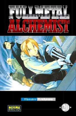 Fullmetal Alchemist (Rústica con sobrecubierta) #20