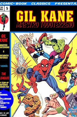 Comic Book Classics Presenta #5