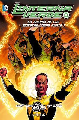 Linterna Verde: La guerra de los Sinestro Corps (Rústica) #1