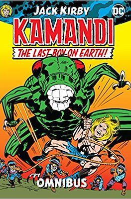 Kamandi The Last Boy on Earth Omnibus