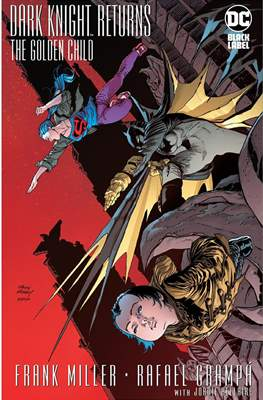 Dark Knight Returns: The Golden Child (Variant Covers) (Comic Book) #1.4